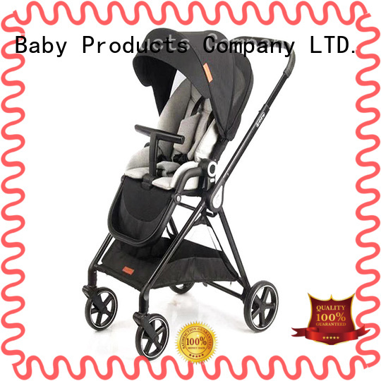 Wholesale pink newborn pram smart company for infant