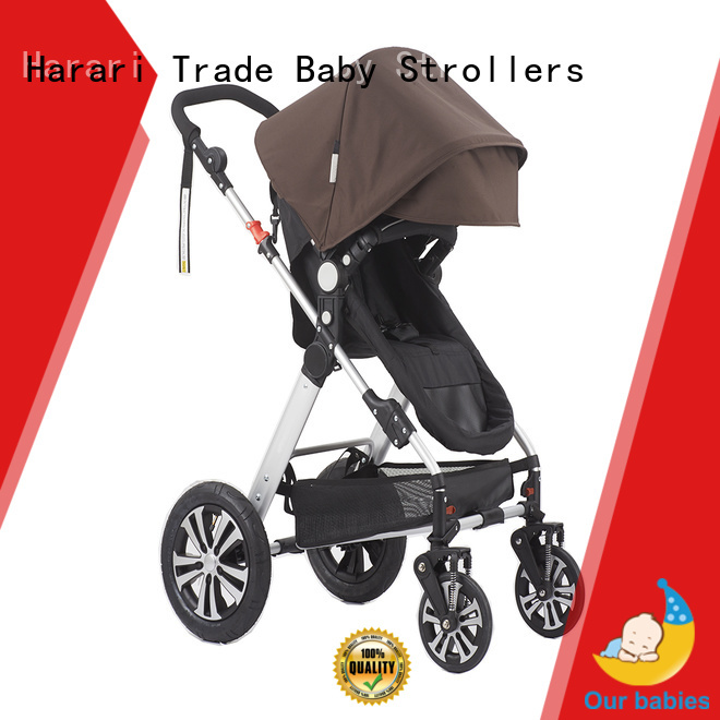 Harari baby strollers factory for toddler