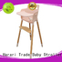 Wholesale counter high chairs baby foldable Supply for feeding