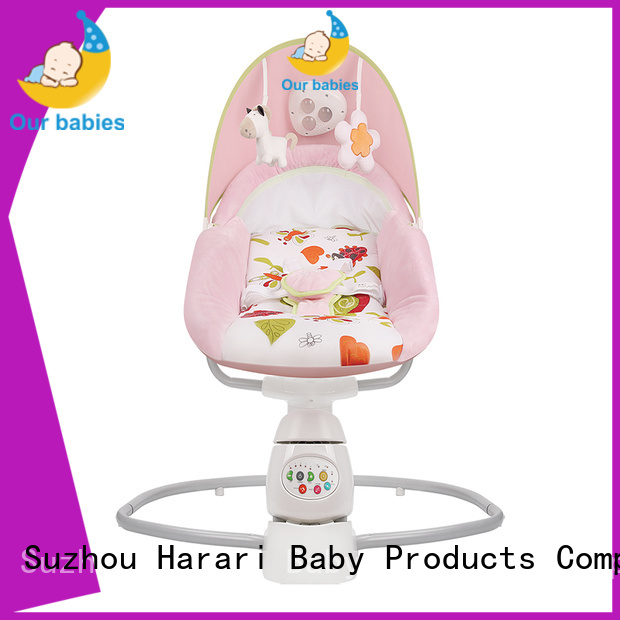 Harari Best infant automatic rocker company for entertainment