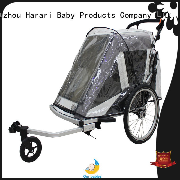 Harari 360 degree rotating baby trolley factory for infant