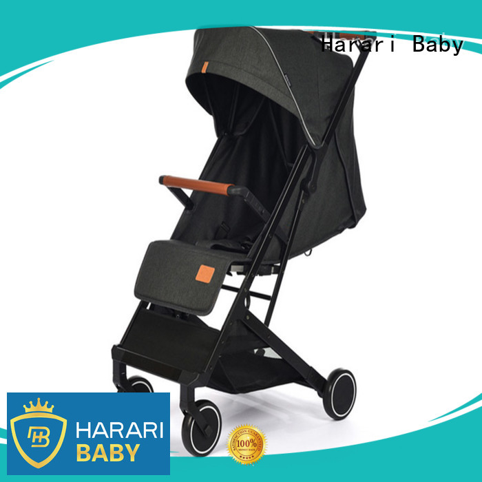 Harari Baby New double baby jogging stroller factory for child