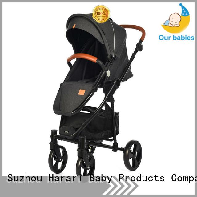 Harari Baby Custom toddler baby pram Suppliers for child