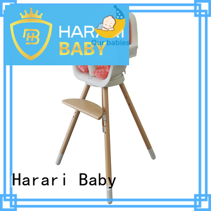 Custom toddler high chair table dinning Supply for older baby