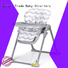 High-quality pink and grey high chair portable manufacturers for older baby