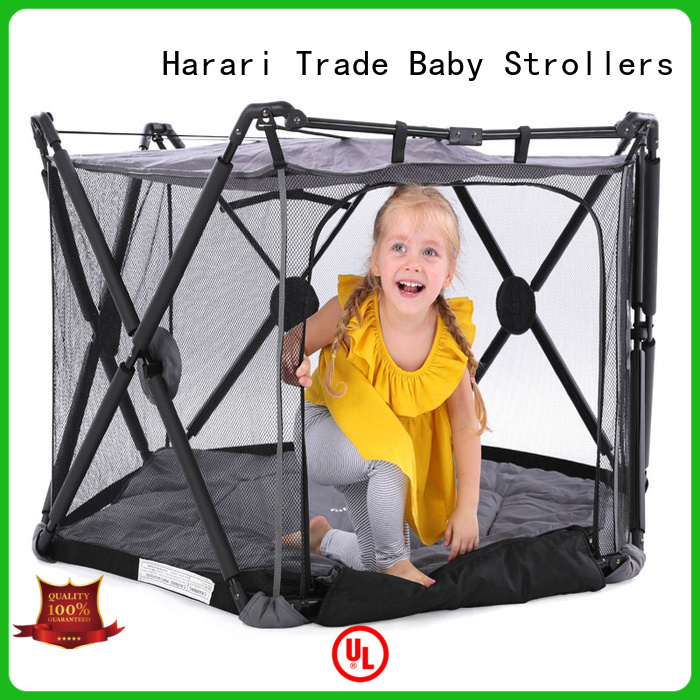Harari New best baby playpen Supply for playing