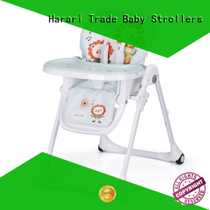 portable high chair for older baby Harari