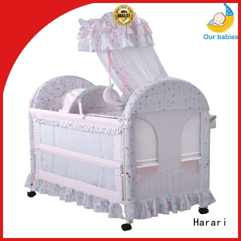 Harari High-quality cheap playpens for babies factory for baby