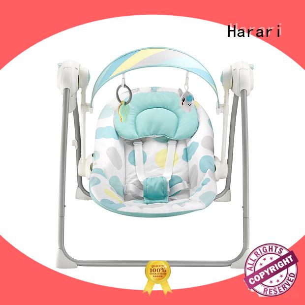 Harari sleep blue baby bouncer factory for entertainment