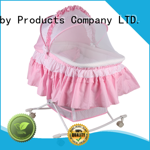 Harari Latest playpen with bassinet factory for crawling