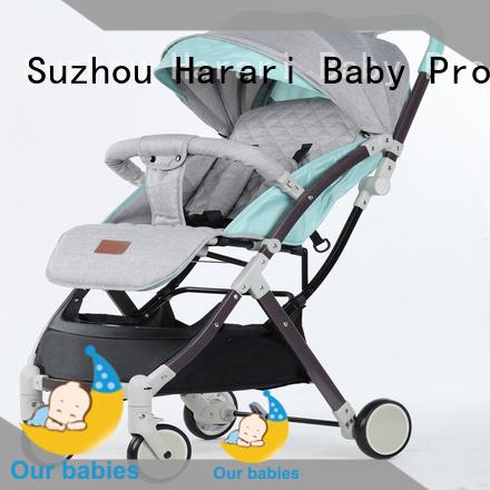 Custom toddler baby pram stroller for business for child
