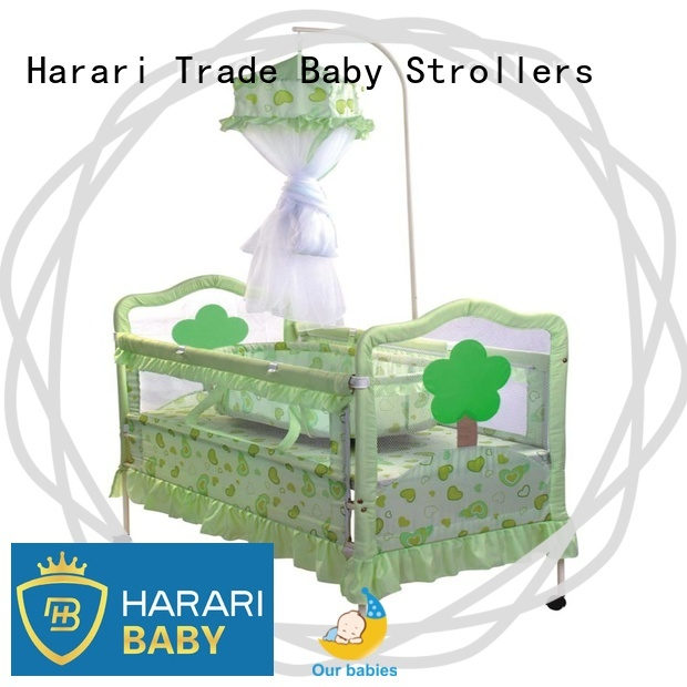 Harari Baby lovely baby playpen Suppliers for playing