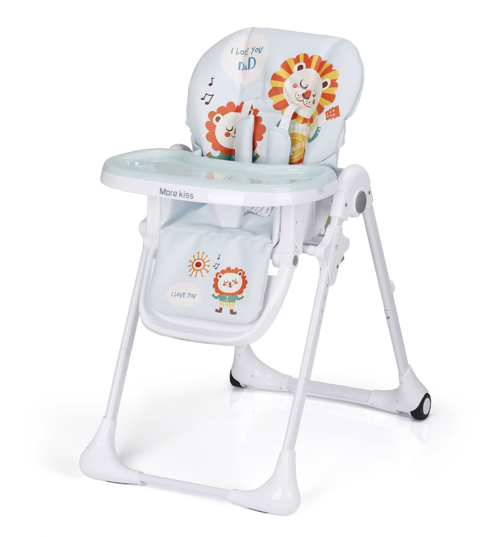 Harari Baby adjustable boys high chair Suppliers for older baby-1