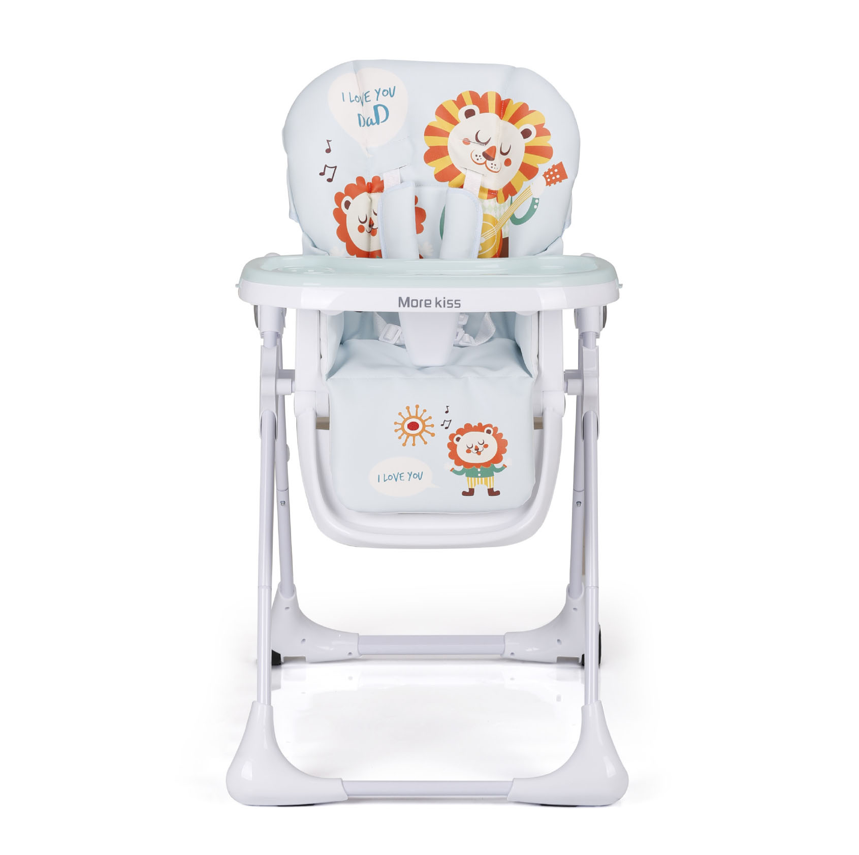 Harari Baby adjustable boys high chair Suppliers for older baby-2
