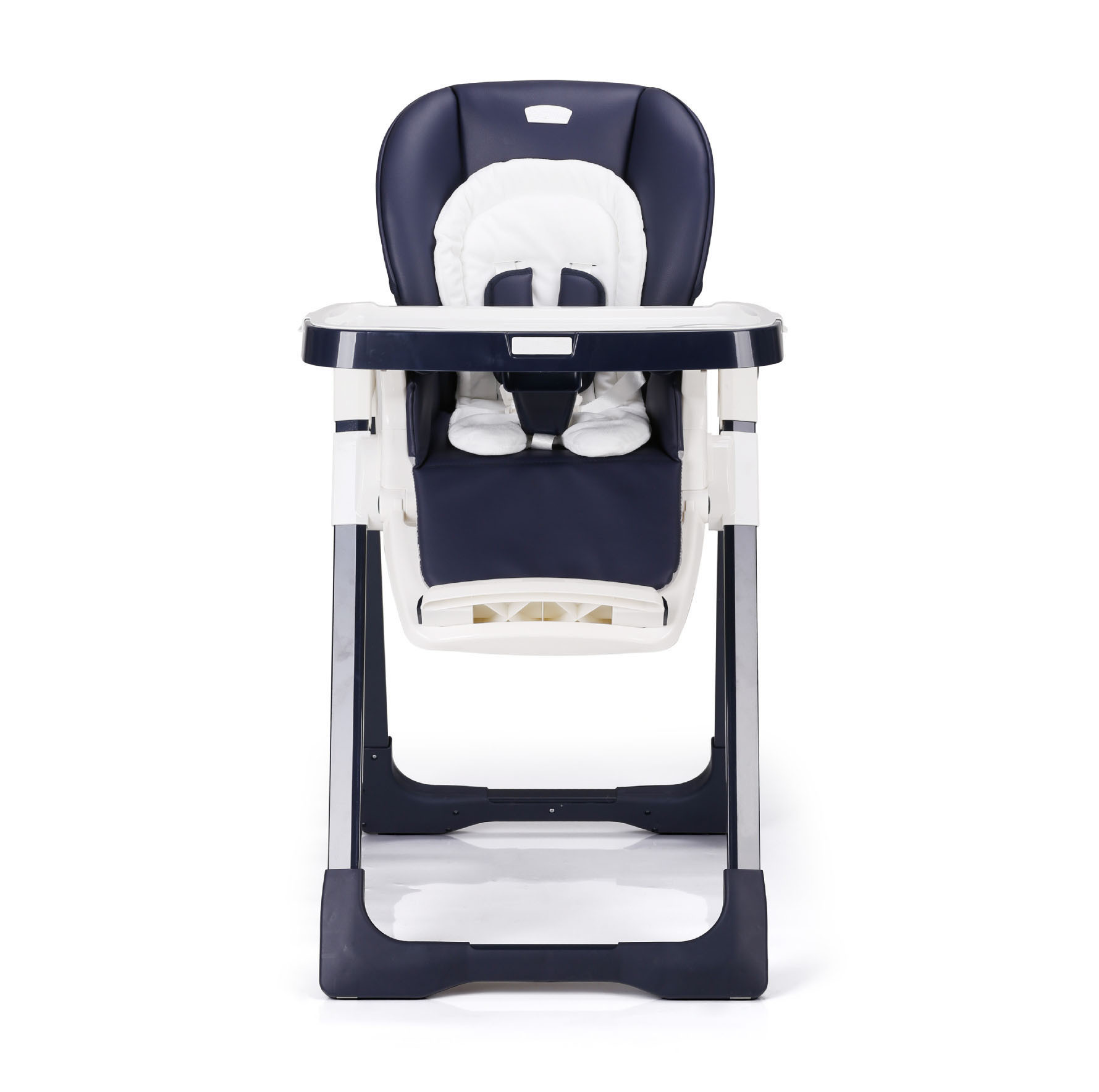 stable wooden high chair directly sale for feeding