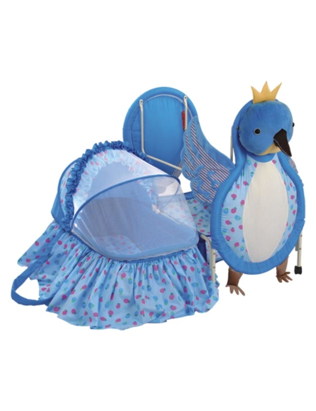 can be used as carry cot in separated condition