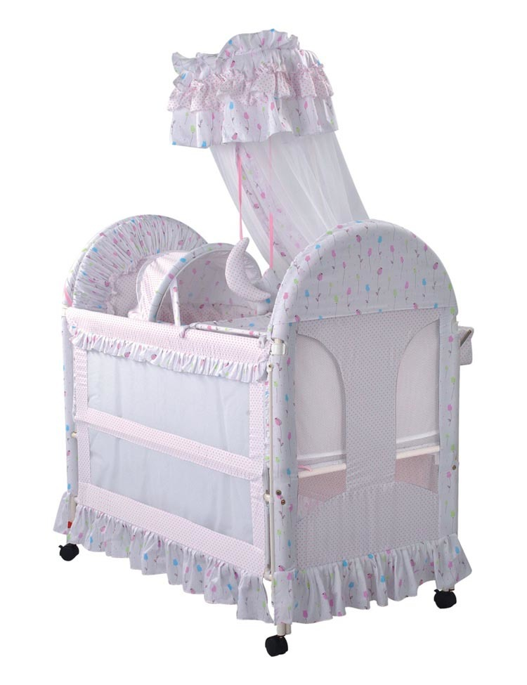 High quality cloth baby cradle HRCC645