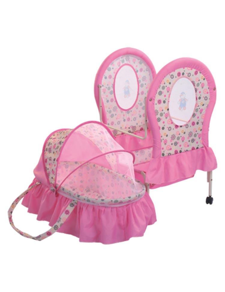 Harari Baby Custom playpen with bassinet company-2