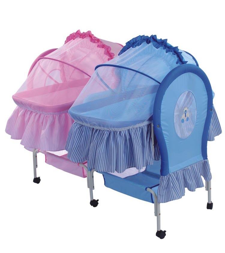Twin baby cradle HRCC294 baby cradle swing