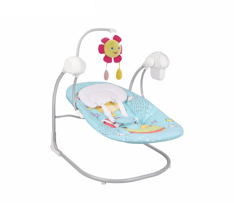 Baby electric rocking chair cradle BY035