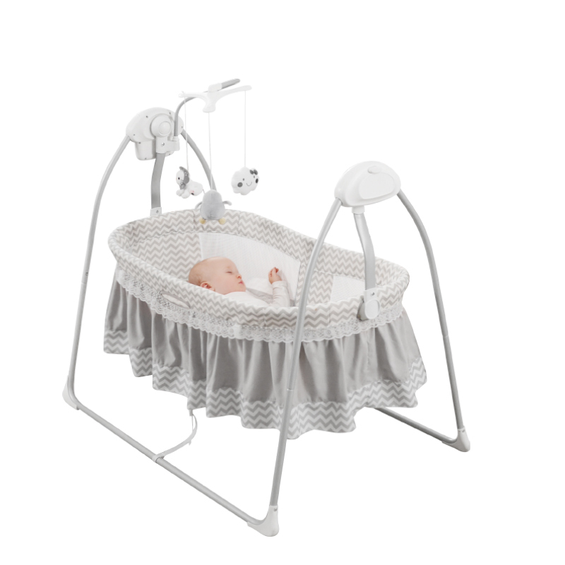 Electric baby bassinet swing bed BC103