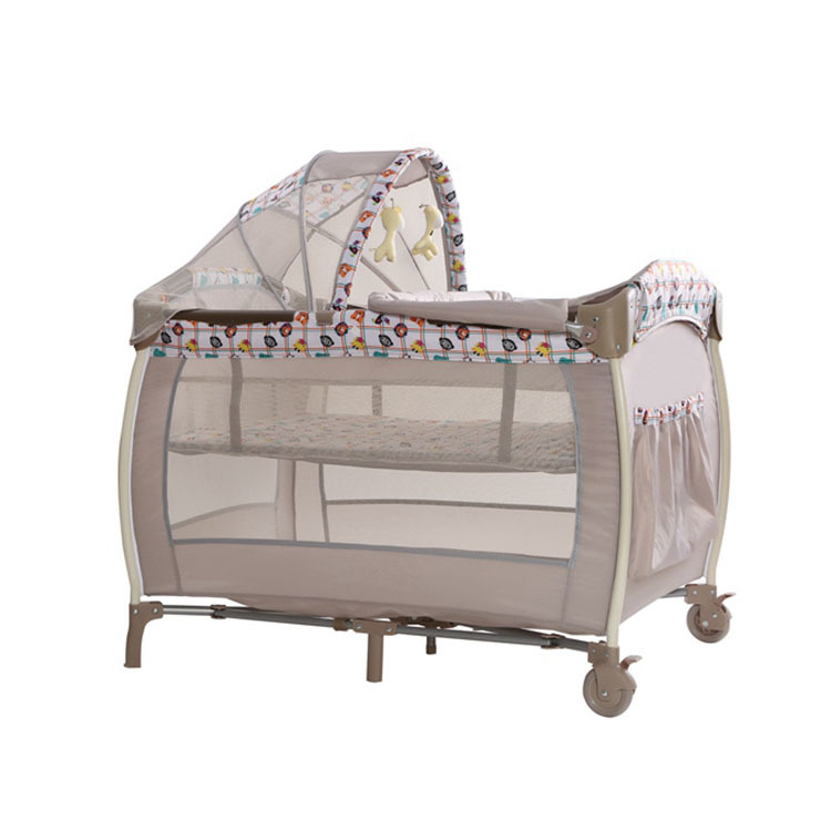 European standard Baby Playpen Bed HP-5A-03