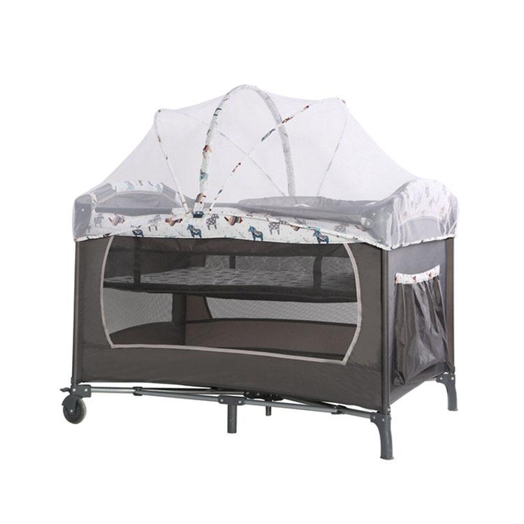 Newborn baby bed 3 in 1 HP-82-02