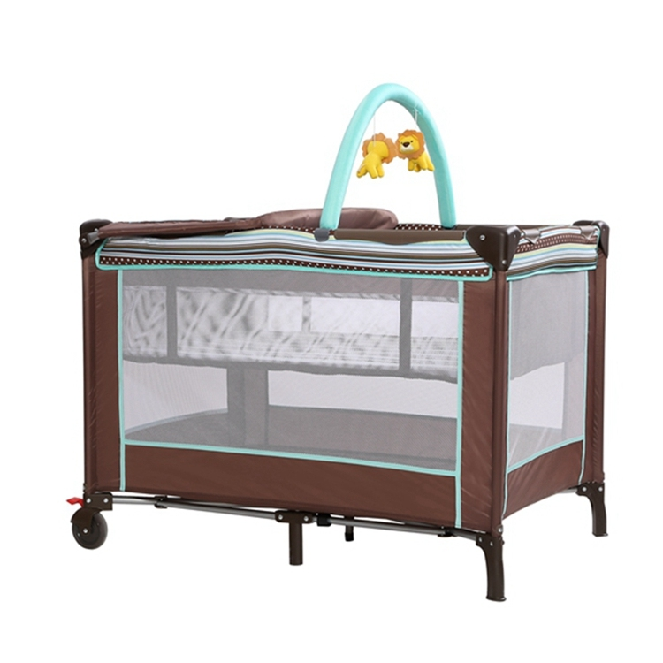 Foldable baby Sleeping bed HP-71-01