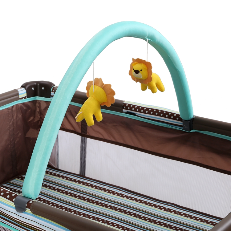 Harari Baby New portable playpen for toddlers company-2
