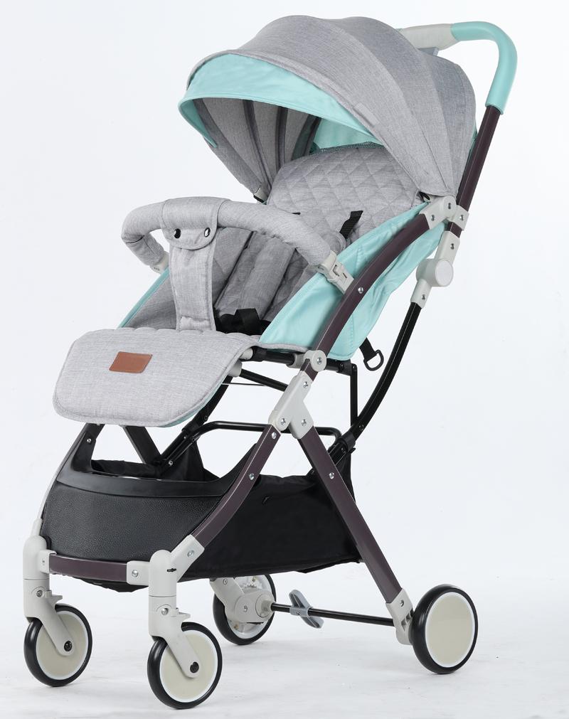 Aluminum Alloy frame lightweight baby stroller HBS988