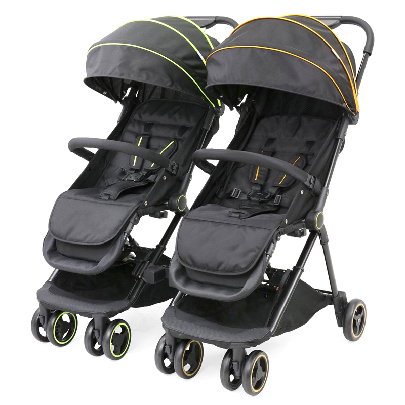 Factory Direct Sale double baby stroller HBSS830T