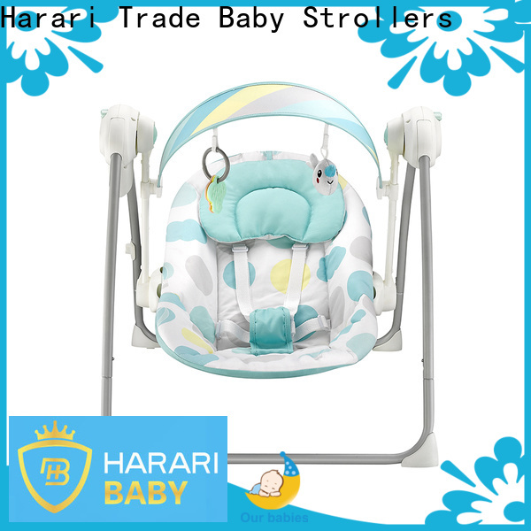 Harari Baby folding baby bouncer cradle for business for playing