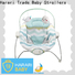 Best baby bouncer vibrating seat swing company for playing