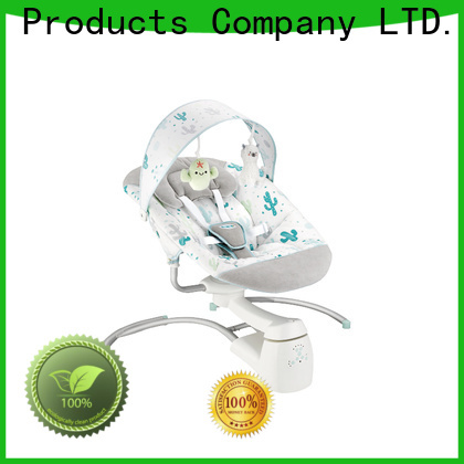 High-quality infant rocking seat swing Suppliers
