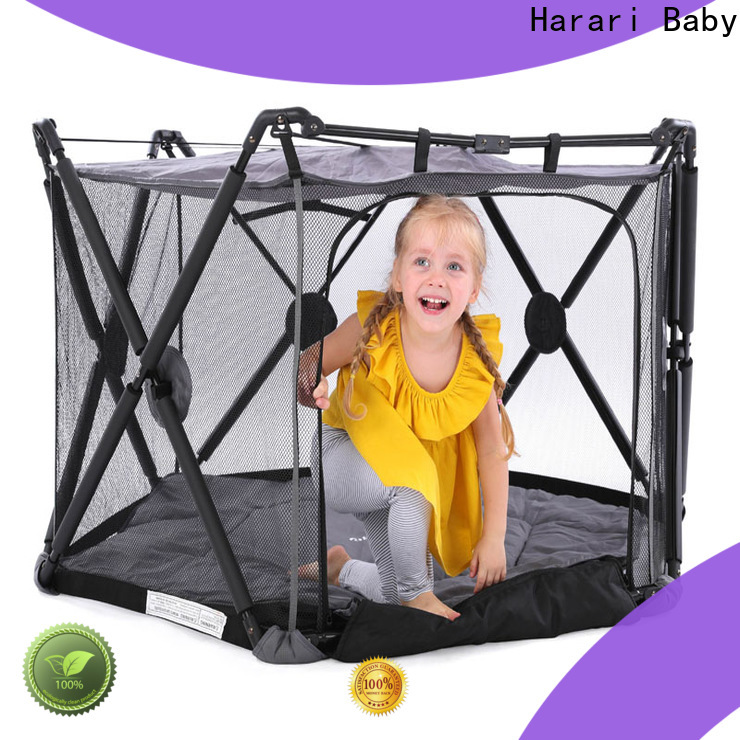 Harari Baby folding baby playards on sale Suppliers for new moms and dads