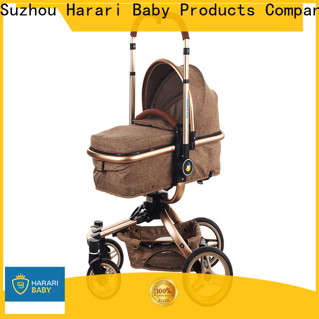 Custom black baby stroller weight Suppliers for family