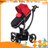 Wholesale beautiful baby strollers smart manufacturers for child