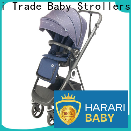 Harari Baby arrival baby pram trolley manufacturers for child