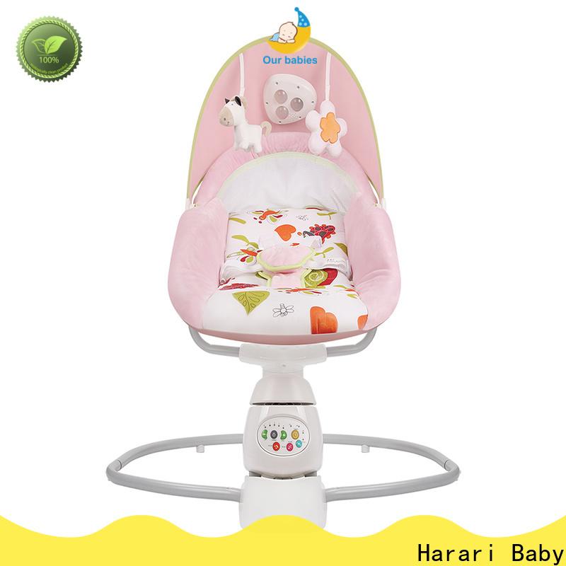 Harari Baby automatic motorised baby rocker company