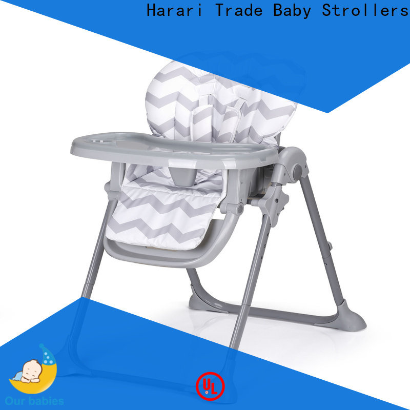 Harari Baby simple plastic baby high chair company for feeding