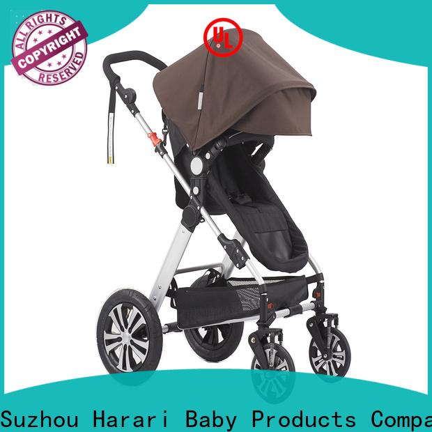 Harari Baby Best black baby pram manufacturers for child