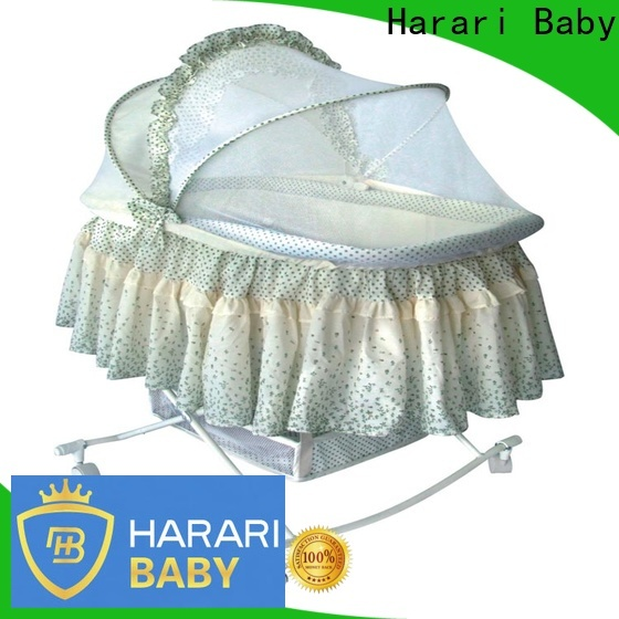 Wholesale playpen with bassinet electric company for crawling