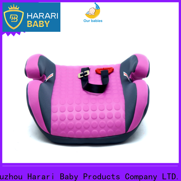 Latest car seat for the baby standard factory for travel