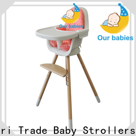 Custom a high chair simple Supply for feeding