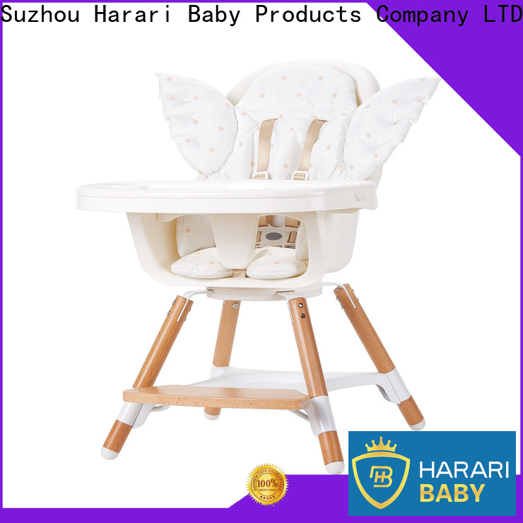 Harari Baby adjustable infant dining chair factory for feeding