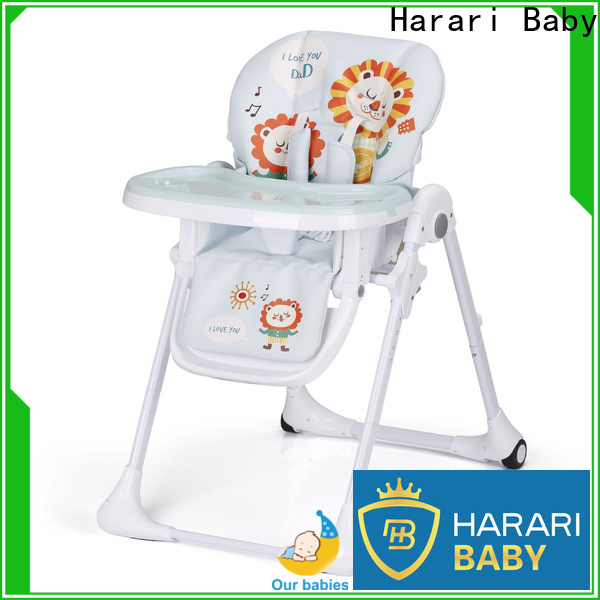 Harari Baby adjustable boys high chair Suppliers for older baby