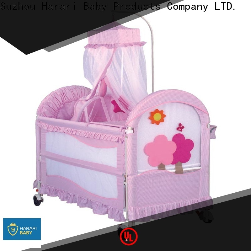 Wholesale portable baby playpen metal manufacturers for crawling
