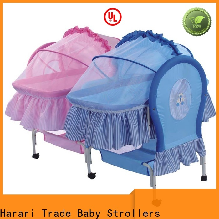 Latest kids play yard cot company for playing