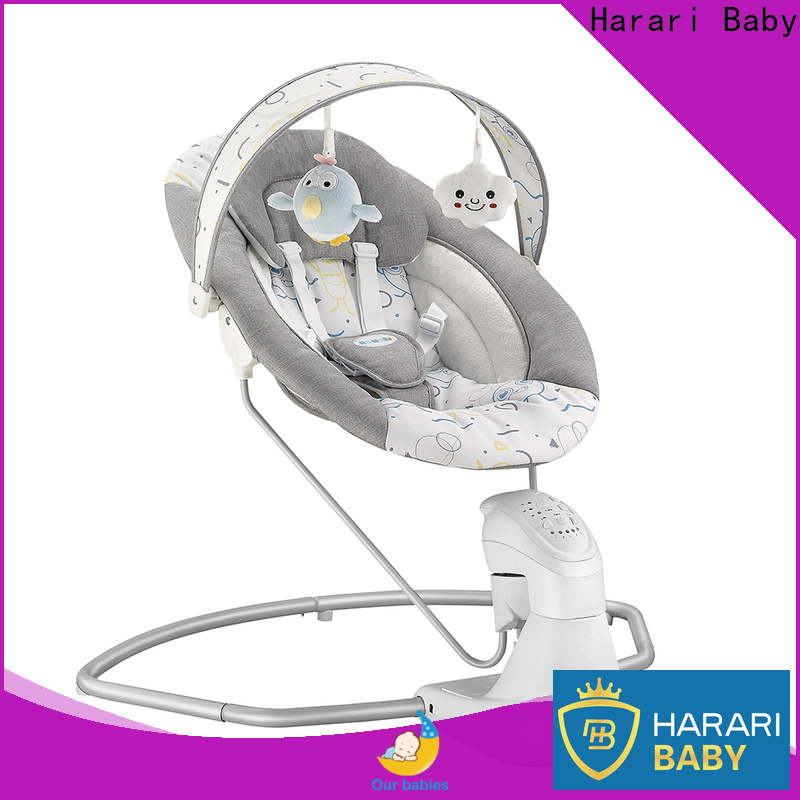 Harari Baby High-quality baby rocker and vibrating chair manufacturers for entertainment