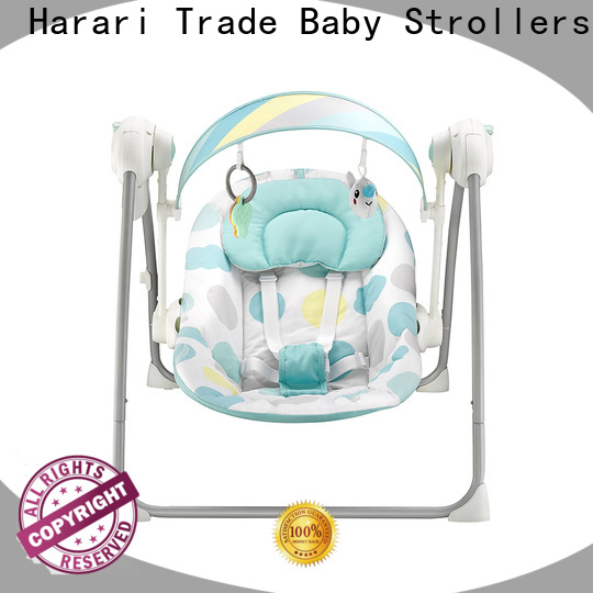 Wholesale high baby bouncer rocker company for playing